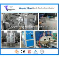 Cheap PVC Pipe Conduit Pipe Tubing Machine , PVC Tube Production Line for sale