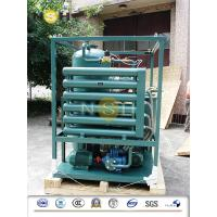 China 2000 LPH Transformer Oil Filtration / Oil Filtration Plant With Aluminum Closed Doors on sale