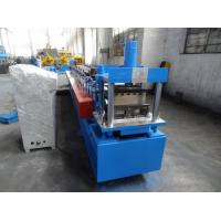 Quality Light Steel Structure Roll Forming Machine For Twin Row Customized Profile wholesale