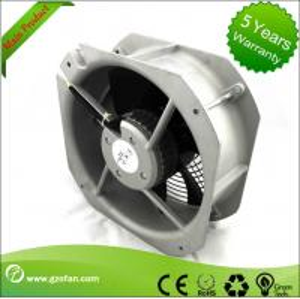 Quality 200mm Industrial DC Axial Fan / Air Flow Dc Motor Fan For Ventilation wholesale