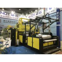 Quality lldpe ldpe hdpe Stretch Film Rewinding Machine / Stretch Film Wrap Machine wholesale