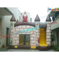 Quality OEM Outdoor Inflatable Bouncer Slide Commercial / Home Use For Kids wholesale