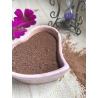 Quality Dark Brown Healthy Cocoa Powder AF02 , Unsweetened Cocoa Powder 10-12% Free Flowing wholesale