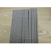 Quality Grey Laminated Paperboard , Grey Board 2mm to 4mm made by laminated machine wholesale