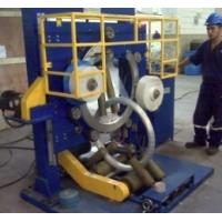 Quality High Efficency Wire Packing Machine For Coiling / Wrapping 10m / Min Conveying Speed wholesale