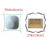 China White Powder Maltodextrin Food Additive / Concrete Admixture 232-940-4 on sale