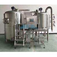 Quality High Quality Turnkey 7 Bbl Turnkey Brewing Systems Micro Beer Brewing Equipment For Wholesale Price wholesale