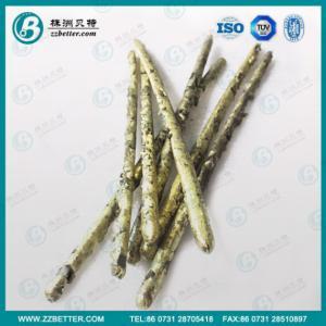 China copper tungsten carbide composite welding rod on sale