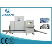Quality Multiple Size Luggage X Ray Scanner Airport Baggage Scanner With 38 Steel Penetration wholesale