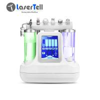 China CE Standard Multifunction facial machine 8 in 1 Jet Peel Machine For Home on sale