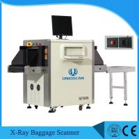 Quality High Load 5030a  X Ray Checked Baggage In Airport Security , Adjustable Conveyor Speed wholesale