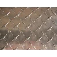 Quality 3T - 304 2B finish Stainless Steel checker Plate with Mill Edge Or Slit Edge wholesale
