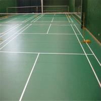 Cheap Badminton Court Sports Flooring Sport Court Of