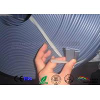Quality Lip seal of solid grey silicone rubber  strip wholesale