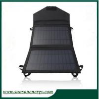 Quality 150w foldable solar panel charger, solar panel kits portable with high Eff. for hot selling wholesale