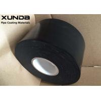 25 Mils Black White Corrosion Resistant Tape With PE Backing Butyl Adhesive