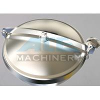 Cheap Good Quality Sanitary Stainless Steel Manhole Cover Stainless Steel Sanitary for sale