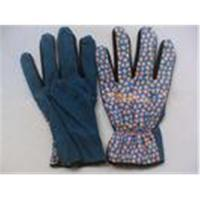 Quality Durable Cut Resistance Dipping Latex Coated Nitrile Kids Gardening Gloves wholesale