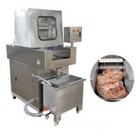 Quality High Capacity Meat Processing Machine 500 - 700kg/H Output Rigorous Design wholesale