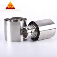 Buy cheap Precision Cobalt Chrome Rotor Stator Mixer 8.4 G/Cm3 Density For Oil And Gas from wholesalers