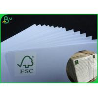 Quality 70g 75g FSC Certificate Glossy Coated Paper In Making Excercise Book Or Notebook wholesale