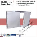 Quality 31 Inch Outdoor Kitchen Door wholesale