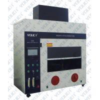 Quality Density Testing Horizontal Flammability Tester Standard Ul94 Hb Flammability Rating wholesale