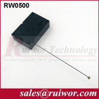 Quality Cuboid Shaped Anti Theft Retractable Security Tether For Product Positioning wholesale