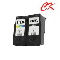 Quality PG810 CL811 INK cartridge  for MP245/258/268/276/486/496/328/338 wholesale