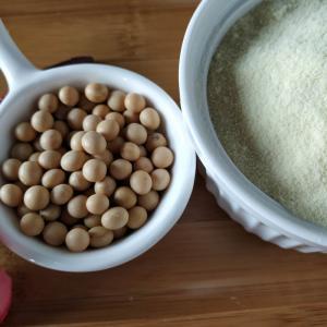 China TASSYA Soya Bean Instant Tea Powder , Dry Soy Milk Powder Keeping Young on sale