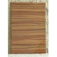 Quality Black Walnut Plain / Colorful 18mm melamine faced mdf board For Indoor Furniture wholesale