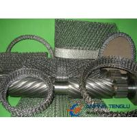 Quality 160-400 Model Knittted Wire Mesh, SS316/316L for Filter in Saltwater wholesale