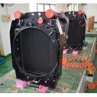 Quality Aluminum bar& plate truck radiator with heavy duty performance wholesale