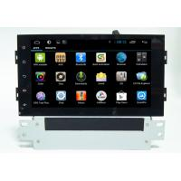 Quality Car Android Quad Core Peugeot Navigation System DVD Radio Bluetooth For 308S wholesale