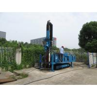 Quality Electric Power Air Compressor Rotary Drilling Rig Big Torque High Speed wholesale