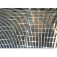 Quality Hot Dipped Galvanized Platform Steel Grating Low Carbon Steel Metal Grate Flooring wholesale