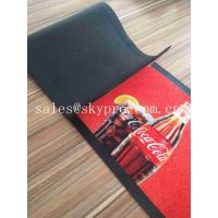 Quality Colorful Molded Rubber Products Home Pub Bar Mat , Personalized Beer Drip Kitchen Rubber Mats wholesale