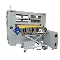 Buy cheap Auto GlassFiber Prepreg Cutting Machine , Cutting Frequency Take 500mm Length product