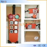 Quality Waterproof Wireless Hoist Remote Control Power Switch 6 Step Push buttons wholesale