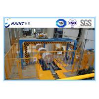 Quality Paper Mill Stretch Film Wrapping Machine , Paper Roll Handling Equipment Large Capacity wholesale