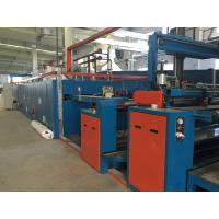 Reduce Cost Fabric Dyeing Machine , Textile Finishing Machinery Hot Air Circulation Oven