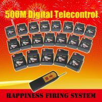 Quality 20 channels/cues 500m wireless remote control sequential & salvo fireworks firing system wholesale