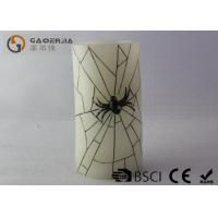 Quality Spider Shape Battery Operated Halloween Candles With Remote Control wholesale