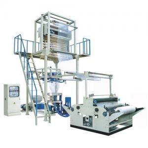 Quality PE(Polyethylene) Hot Shrink Film Blowing Machine wholesale