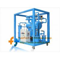China Series ZYA Fully Automatic Single-stage Vacuum Transformer Oil Purifier on sale