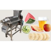 Quality Screw Juice Extractor wholesale