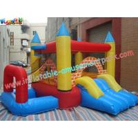 Quality Cool Indoor Inflatable Bounce Houses , Ball Pool Bounce House wholesale