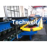 Quality Automatic Stacker Double Belt Type Polyurethane Sandwich Panel Forming Machine For Making Roof & Wall Panels wholesale