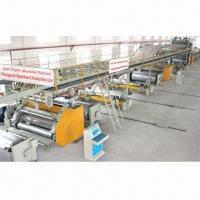 Quality High Precision Corrugated Paperboard Production Line with 3, 5 , 7-ply to Choose wholesale
