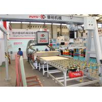 China Durable Glass Washing Machine Production Line Glass Washer Solution on sale